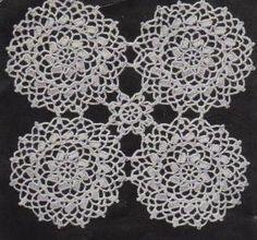 Free Crochet Patterns...Duncan Phyfe motif..Thanks for sharing!