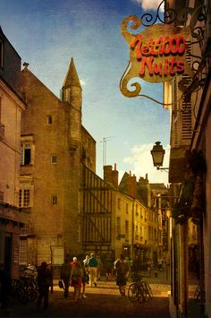 Streets of Tours | France