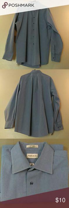 Men's Van Heusen dress shirt Mint condition Van Heusen Shirts Dress Shirts