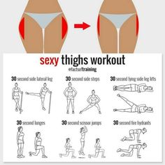 fitness, workout, and exercise image Fitness Workouts, Yoga Fitness, Butt Workout, Fitness Tips, Health Fitness, Dance Fitness, Tighs Workout, 5 Min Workout, Slim Legs Workout