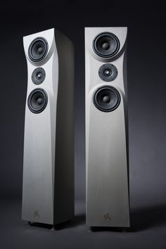 N1 Concrete Speakers by Concrete Audio | Gessato Blog