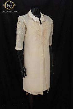8d796e0c51e TUNIC BLAZER in COCOON Silk Embroidered Modern Filipiniana Dress Barong  Tagalog Philippine National Costume Filipino Filipina Dress- Beige