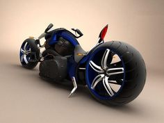Mean bike