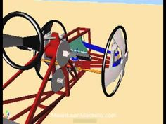 ▶ Leaning trike concept - YouTube