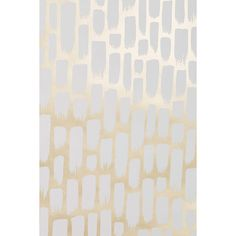 Anthropologie Glimmering Cobblestone Wallpaper ($78) ❤ liked on Polyvore featuring home, home decor, wallpaper, paper wallpaper, removable wallpaper, anthropologie, anthropologie home decor and anthropologie wallpaper