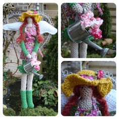 Spring Tilda with linkt to original pattern