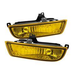 ( Spyder ) Honda Prelude 97-01 OEM Fog Lights W/Switch- Yellow