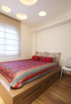 Amei muito essa cama! Decoration, My House, The Originals, Furniture, Home Decor, Single Beds, Bedrooms, Loft, Check