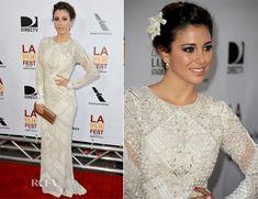 Blanca Suarez In Emilio Pucci - ' I'm So Excited' Los Angeles Film Festival Opening Night Gala Premiere