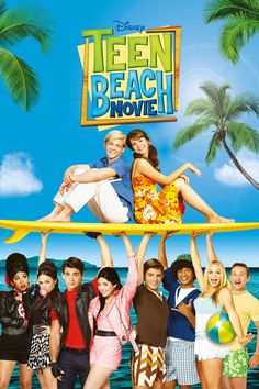 Teen Beach Movie,,,, don't judge me...but I love this movie. I mean who doesn't love a good musical?