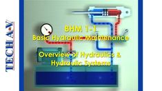 Basic Hydraulic Maintenance Part 1 of 10 Industrial Engineering, School Of Engineering, Self Assessment, Tech, Technology