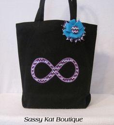 infinity symbol bags | Infinity Symbol Tote Bag