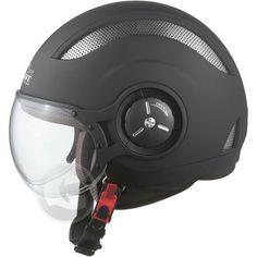 PILOT F320 Storm Motorcycle Helmet Matt Blk