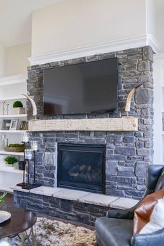 Osmond Designs Portfolio - Living Room Hearth