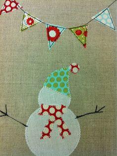 Mug rug swap | What do u think partner? still need to add qu… | Flickr
