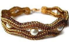 """Résultat de recherche d'images pour """"photo seed bead bracelet"""""""