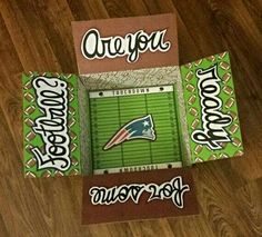 Gift Boxes - Deployment Care Package Box- Football Season- Are you ready for some football? Soldier Care Packages, Deployment Care Packages, Deployment Gifts, Military Deployment, Military Life, College Care Packages, Military Party, Army Life, Boyfriend Care Package