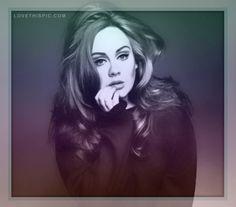 Adele music singer celebrity