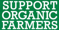 Tell your Congressmen!!!  Let your voice be heard!! http://www.takepart.com/actions/tell-congress-promote-organic-farming-not-big-ag?cmpid=foodinc-fb