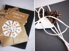 * wunderkammer *: Ideas para envolver regalos /// Ideen für Geschenkverpackungen /// Gift wrapping ideas