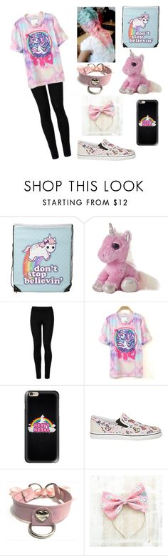 """unicorn ddlg"" by candylandbabygirl ❤ liked on Polyvore featuring Wolford, Casetify and Sophia Webster"