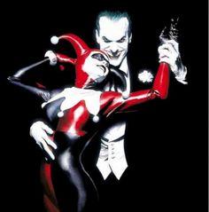 Joker & Harley Quinn Cosplay