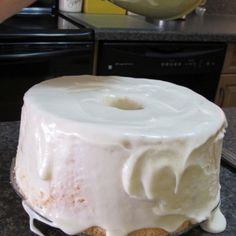 This homemade angel food cake has been a family tradition for over one hundred years. Step-by-step photo essay and our prairie family angel food cake story. Angel Cake, Angel Food Cake, Angle Food Cake Recipes, Cake Story, Occasion Cakes, Tarts, Icing, Special Occasion, Almond