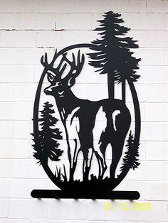 Plasma Cut Metal Art Designs - Bing Images