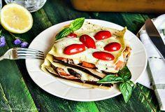 Veggie Summer Lasagna Recipe