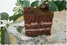 La Cocina de los inventos: Tarta de Chocolate, Queso y Mermelada de Moras
