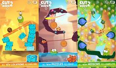 cut-the-rope-2 Cut The Ropes, Antivirus Software, New Technology, Google Play, Android, Map, Location Map, Maps, Future Tech