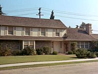 Columbia Ranch house used in Gidget