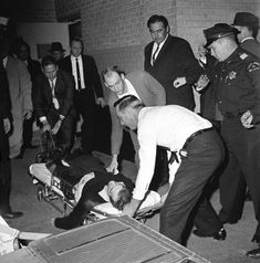 November the day JFK was murdered in photos