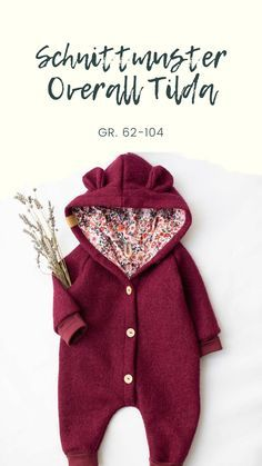 Sewing Kids Clothes, Sewing For Kids, Baby Sewing, Diy For Kids, Diy Clothes, Baby Diy Projects, Sewing Projects, Trash To Couture, Baby F