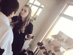 Who loves make-up? We do! Here's a sneak preview of our new #Mii make-up bar at Rainforest Spa. Our gorgeous make-up artist Amy is working her magic... Getting ready for a photoshoot with the stunning Elaine Crotty - a weight loss inspiration from Motivation Weight Management Clinics.  #rainforestspa #dayspa #mii #makeup #beauty #salon #motivation #weightloss #dublin #wicklow #ireland www.rainforest.ie