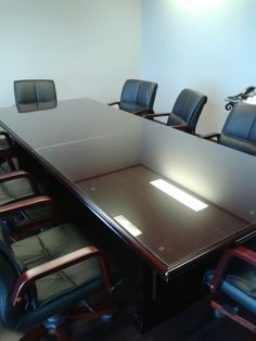 Conference Room, Mirror, Glass, Table, Furniture, Home Decor, Decoration Home, Drinkware, Room Decor
