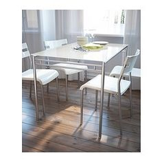Eufab  Real Good Chair Orange  Int Color Naranjas  Pinterest Magnificent Ikea Glass Dining Room Table Inspiration