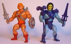 Guida completa a He-Man and the Masters of the Universe: tra giocattoli, serie animate, fumetti e film! #motu #he-man #actionfigures #cartoon