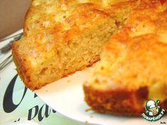 Будничный медово-яблочный пирог. Вкусный - нежный, очень яблочный, с тонкой медовой ноткой