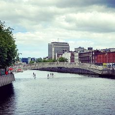 Dublin, a vibrant city full of colour and fun! When are you visiting? Visit Dublin, Dublin City, Luxury Accommodation, Vibrant, Wanderlust, Colour, River, Fun, Outdoor