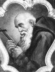 S. Conrado de Piacenza Confalonieri, Eremita franciscano