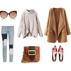 Next Winter by suuze on Polyvore featuring polyvore, fashion, style, Simon Miller, Burberry and Linda Farrow