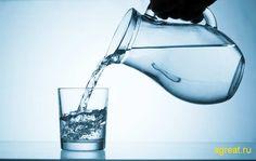 Как влияет на здоровье всего один стакан воды?