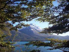 Parque Nacional Los Alerces, Chubut Argentina