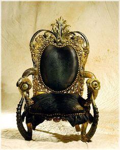 40 Exotic Luxury and Unique Furniture Design by Michel Haillard