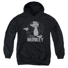 """Checkout our #LicensedGear products FREE SHIPPING + 10% OFF Coupon Code """"Official"""" Family Guy / Evil Monkey-youth Pull-over Hoodie - Family Guy / Evil Monkey-youth Pull-over Hoodie - Price: $49.99. Buy now at https://officiallylicensedgear.com/family-guy-evil-monkey-youth-pull-over-hoodie"""