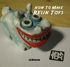 How To Make Resin Toys