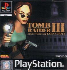 Tomb Raider III 3 (PS1)