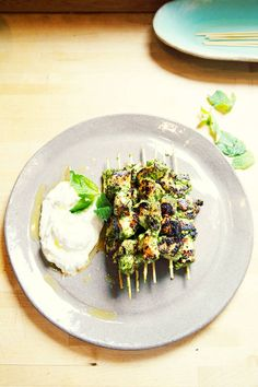 Skate With Green Herb Sauce Recipe | Fish and Seafood | Pinterest ...