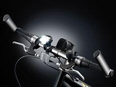 KryoLights HighEnd Stirn und Fahrradlampe mit Cree LED